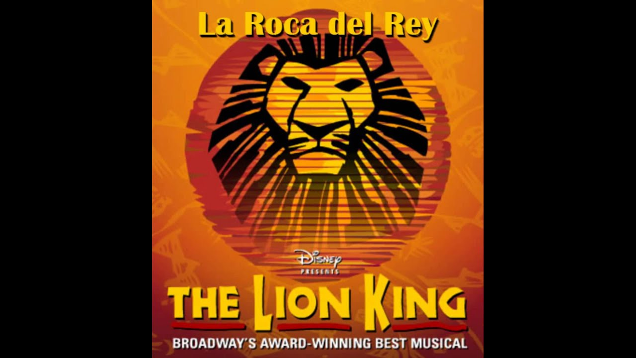 the lion king  original broadway cast recording