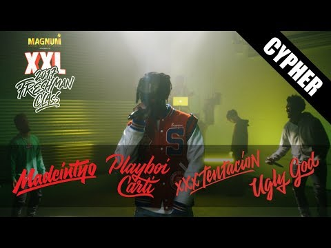 Playboi Carti, XXXTentacion, Ugly God and Madeintyos 2017 XXL Freshman Cypher