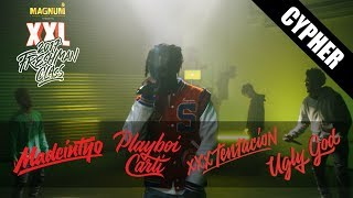 vuclip Playboi Carti, XXXTentacion, Ugly God and Madeintyo's 2017 XXL Freshman Cypher