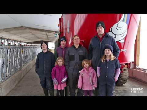 Van Den Broek Farms - Tillsonburg, Ontario