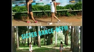 Sisters Dance-off!!! | Hip-hop dance to Dancing Again by Timo ODV| Johannesburg, Zoo Lake