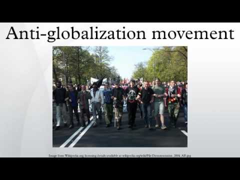Anti-globalization movement