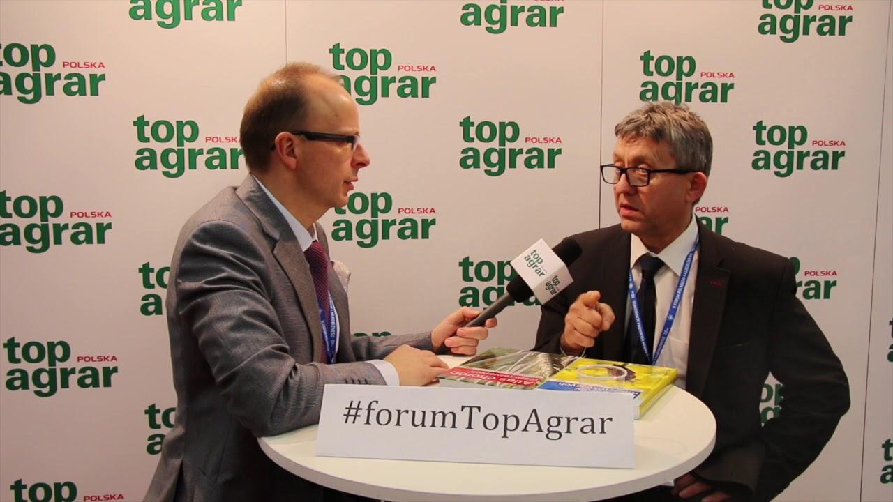 #forumTopAgrar: Prognoza dla rynków zbożowych – Zbigniew Kaszuba