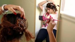 DIY-Oil Hair Treatment