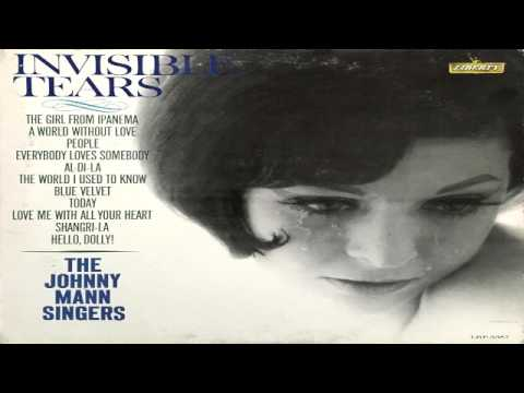 The Johnny Mann Singers - Invisible Tearse GMB