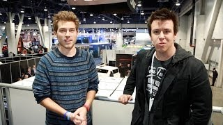 CES 2014 with Philip Defranco