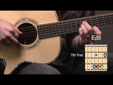 Gaining Fretboard Mastery Through Chord Inversions