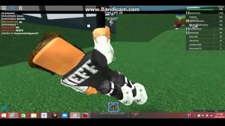 Roblox Person299 minigame V3 (Erstes Roblox Video)