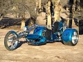 Porsche 911 Trike Troubled Waters by Phoenix Trike Works