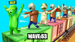 GANG BEASTS + ZOMBIES = EPIC!