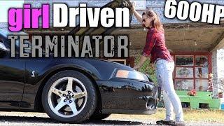 GIRL Driven 600HP Terminator COBRA Mustang Joyride REVIEW