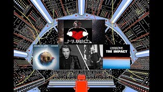 Cerrone Vs Jean Michel Jarre (Oxygene In The Smoke Supernature) Vito Kaleidoscope Music