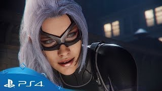 Marvel's Spider-Man - The Heist Gameplay Trailer 2  (PS4 2018)