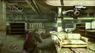 Gears of war 3 Tutorial Francotirador + Metodo de mejora!
