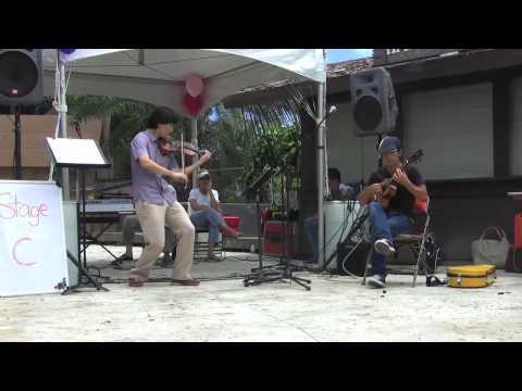 Trapped by Jake Shimabukuro & Iggy Jang in HD @ 2009 Honolulu Symphony Fair