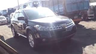 Видео-тест автомобиля Nissan Murano (TZ50-100832, Qr25de, 2007г)