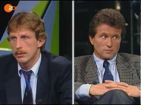 Daum kontra Hoeneß in voller Länge (1989 im aktuellen sportstudio)