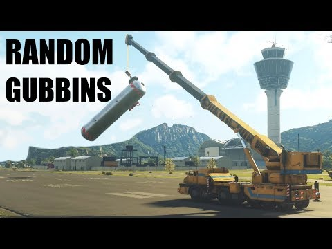 Just Cause 4: Random Gubbins |