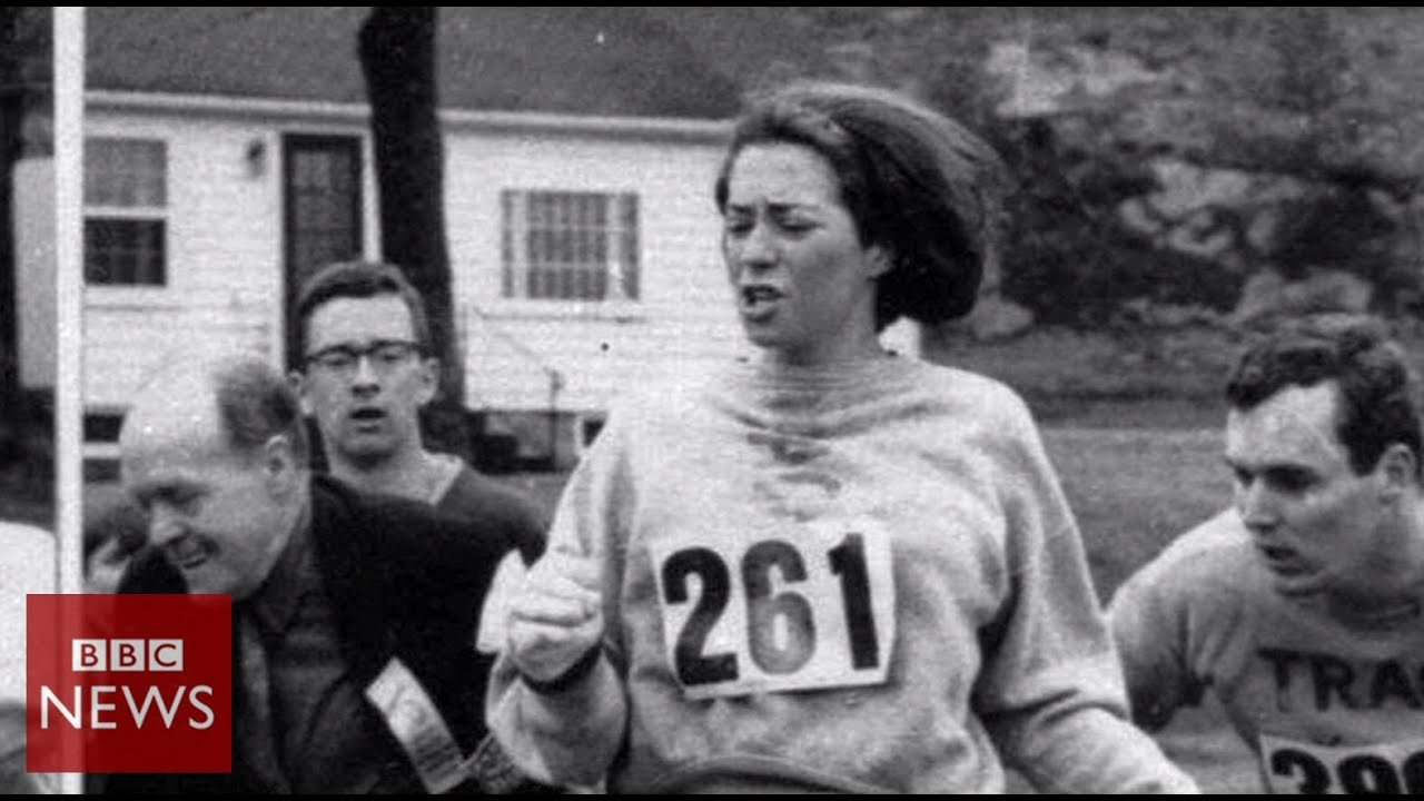 single women in switzer Kathrine switzer ran the boston marathon in 1967 under the initials kv switzer, changing making history not just for female runners but for women single mile.