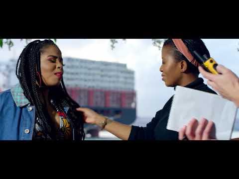 Shekhinah - Suited Remix feat. Mr Eazi [Video Teaser]
