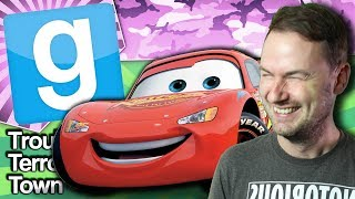 CARS THE MUSICAL | Gmod TTT