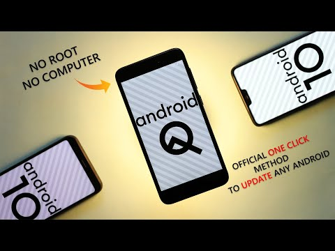 Trick To Install Android 10 Q - On Any Xiaomi Or Other Android Device Without Root Or PC