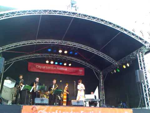 Blue Harlem live in concert at the City of London Festival