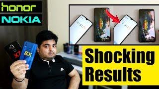 Nokia 8.1(7.1 Plus) vs Honor 8X Speed Test Comparison - Shocking Results😱