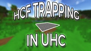 HCF TRAPS IN HYPIXEL UHC?! DID WE GET ONE!?!?