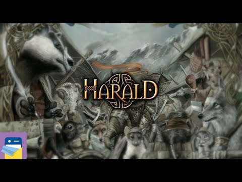 Harald: A Game of Influence: iOS iPad Gameplay (by Asmodee Digital)