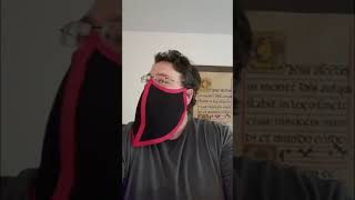 Guy Makes Customized Face Mask That Covers his Entire Beard 1151276