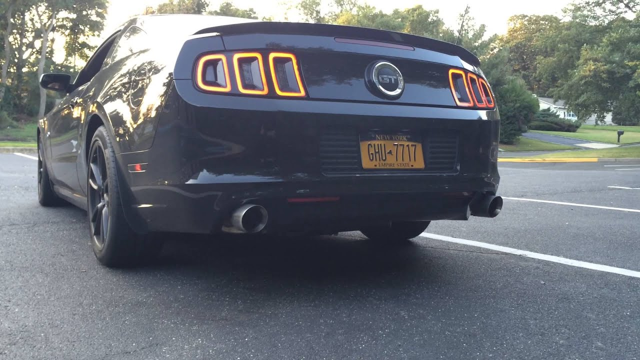 2014 Mustang Gt 2 Step Youtube