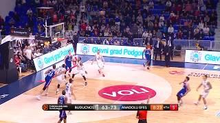 21.03.2019 / Buducnost Voli - Anadolu Efes / Vasilije Micic