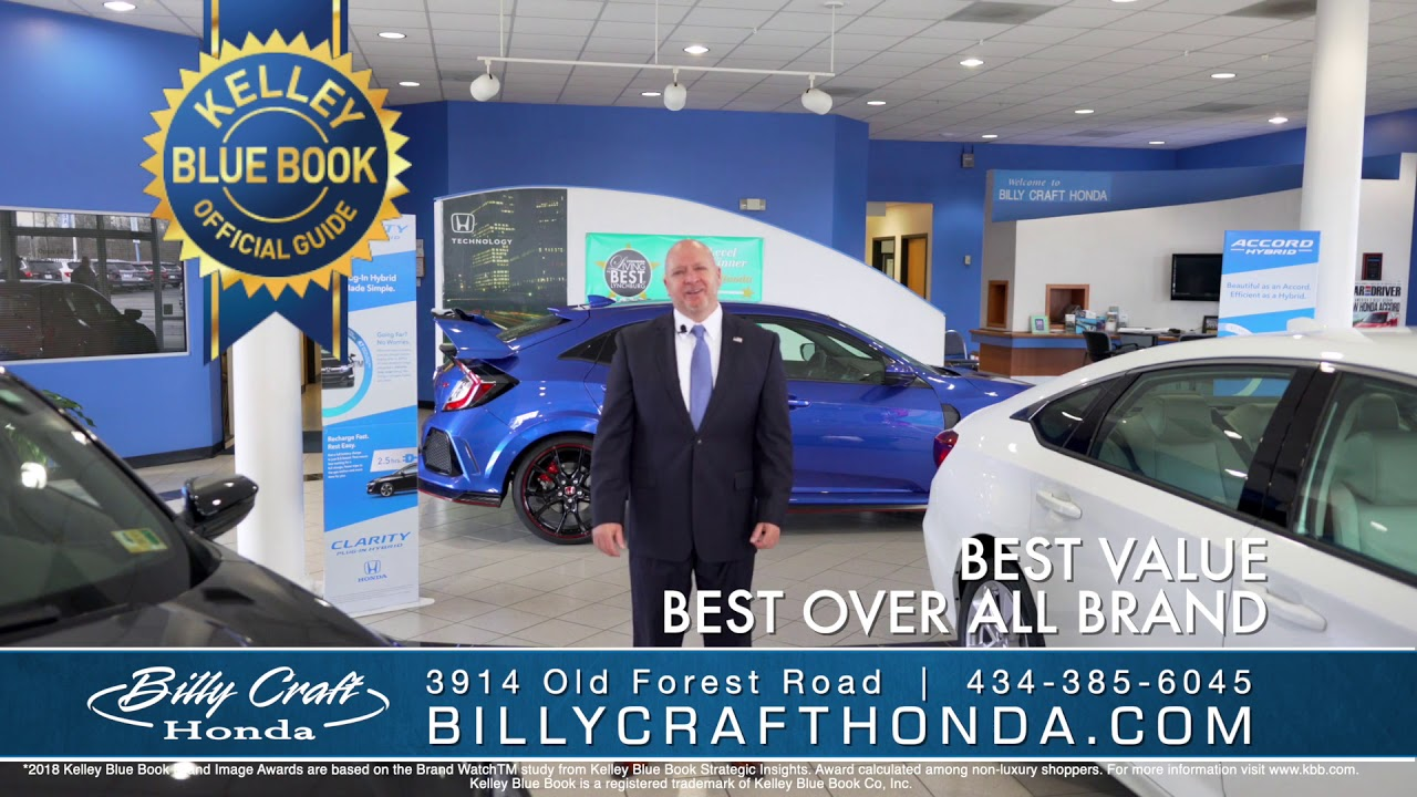 Billy Craft Honda >> Billy Craft Honda Bigger And Better Youtube