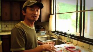 Fishing with Rod: Cooking sockeye salmon