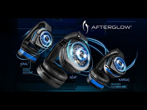 Lets take a look at the Afterglow Nur, a worthwhile PS4 headset or a waste of money?