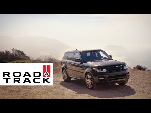 How to Really Take the Road Less Traveled | Road & Track + Range Rover