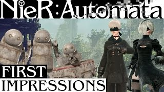 "Nier: Automata (PC) First Impressions ""Is It Worth Playing?"""