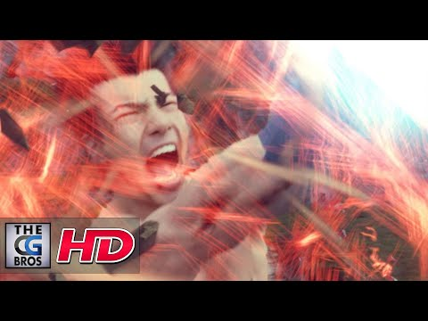 "CGI & VFX Shorts HD: ""Saiyan Saga Preview"" - by K&K Productions"