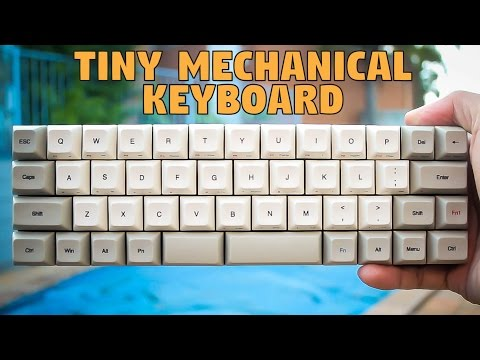 c08710a449b Vortex Core 40% Mechanical Keyboard - Unboxing & Review
