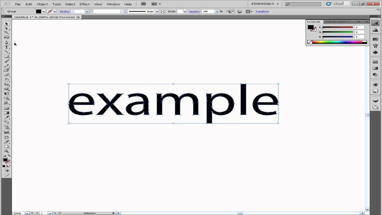 how to add fonts to illustator