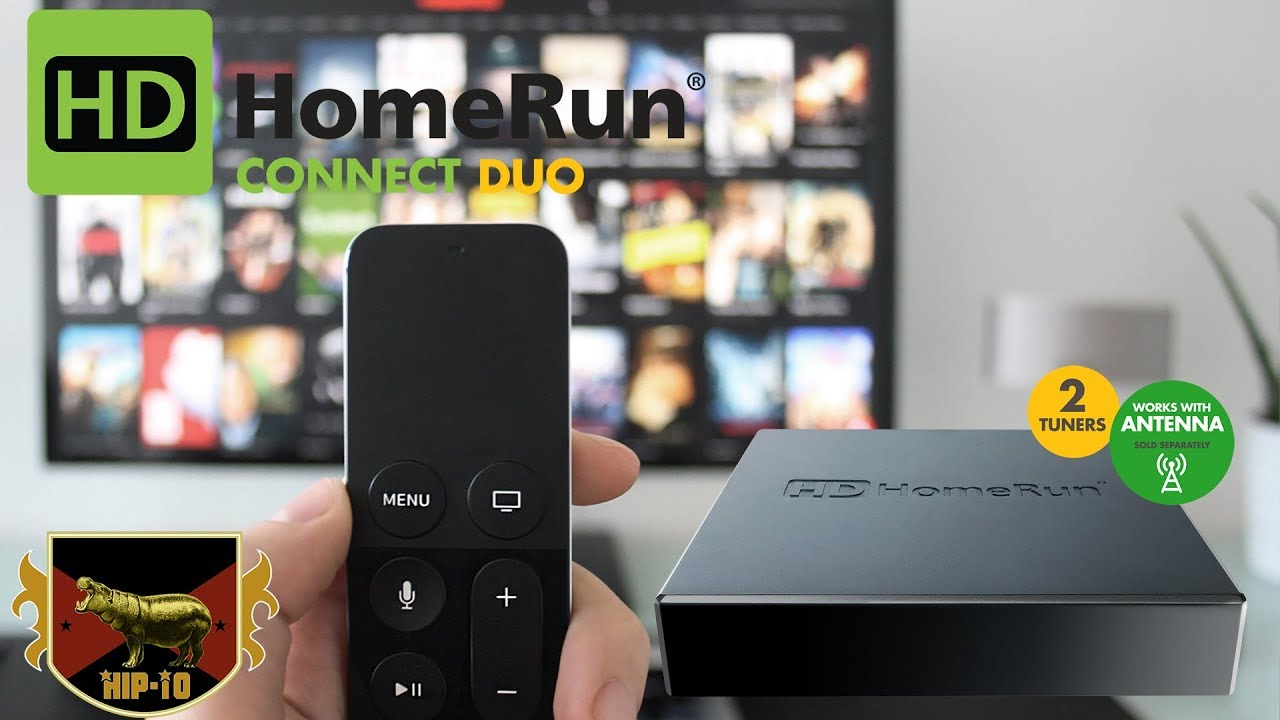 HDHomeRun Connect Duo - Unboxing, Setup and Demo