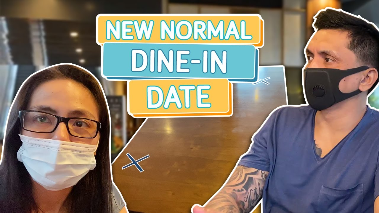 SOCIAL DISTANCING DATE?! (NEW NORMAL DINE-IN) - Alapag Family Fun