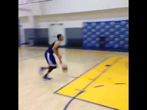 Stephen Curry dunk