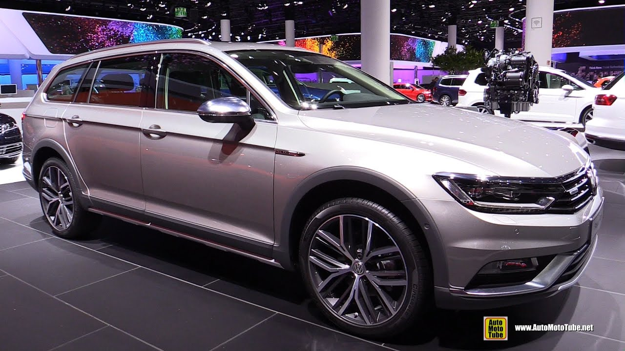 2016 volkswagen passat 2 0 tsi 4motion exterior. Black Bedroom Furniture Sets. Home Design Ideas