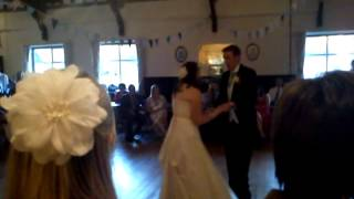 First dance six pence none the richer kiss me