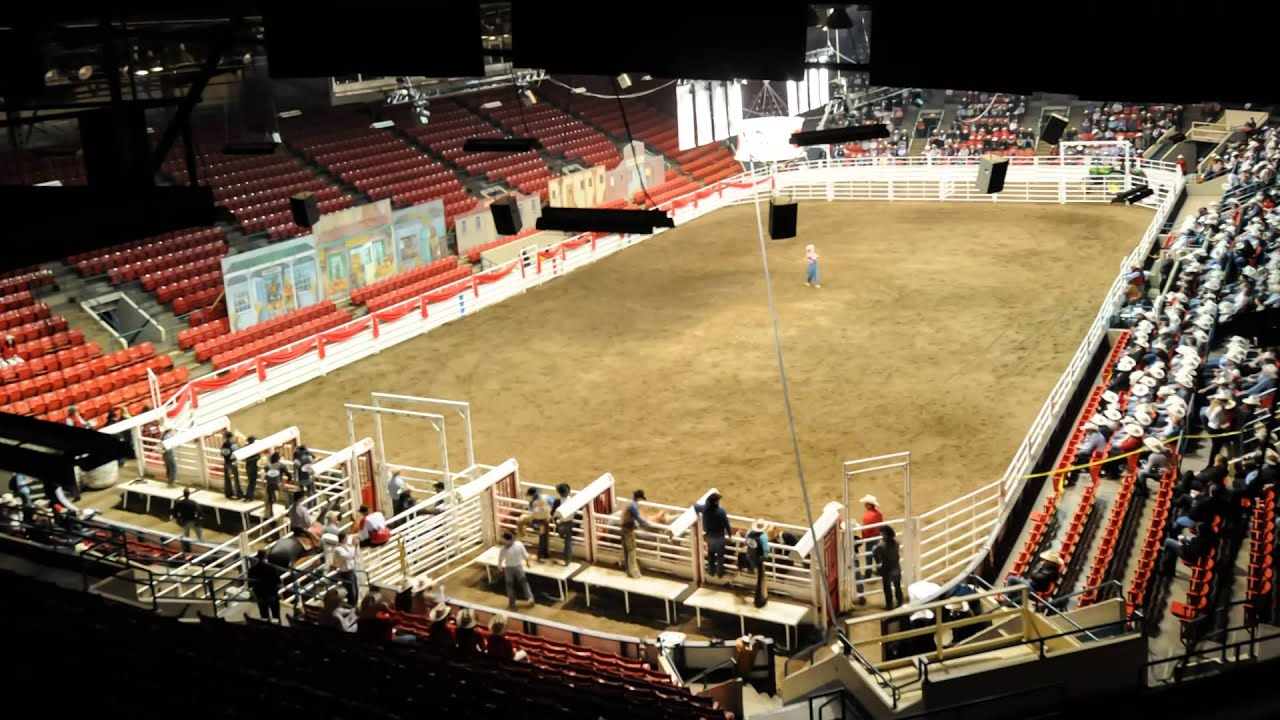 2013 Stampede Corral Timelapse Youtube