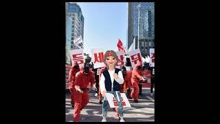 전국노동자대회 11.13홍보  불평등out