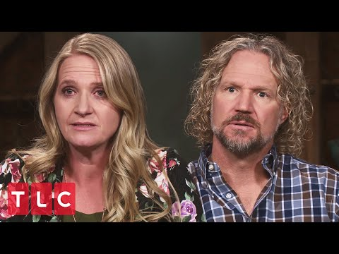 Christine Says Kody Never Showered at Her House | Sister Wives
