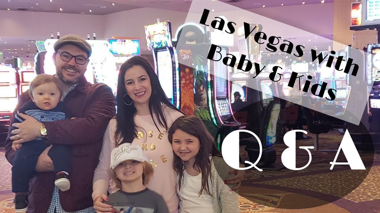 Family Guide to Las Vegas with a Baby: Perfect 2-day